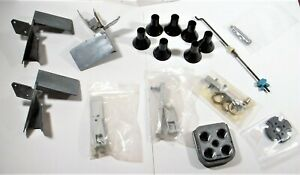 ASSORTED DILLON PRESS PARTS for: 550B & 550C PRESSES - SELLING AS A LOT