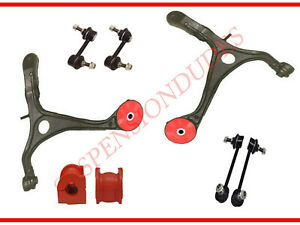 8pc Front Lower Control Arm Kit For 2004 2006 Acura Tl