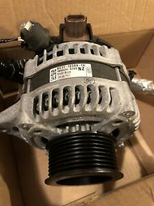 2017 18 Ford F series Upper Alternator 6 7 Diesel new Takeoff with Harness