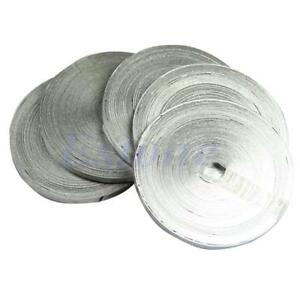 5 Rolls Magnesium Ribbon 25 Gm Approx 70 Ft 99 95 Mg Usa Awesome Industries