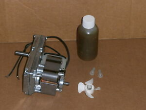 Accuturn Brake Lathe Feed Motor 433641 Accu turn Bosch W Lube Connectors