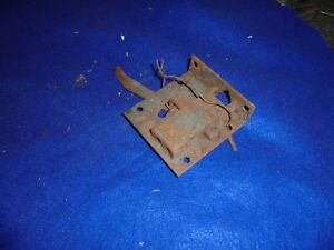 1922 1924 1926 1928 1930 1931 Ford A T Door Latch 1925 1927
