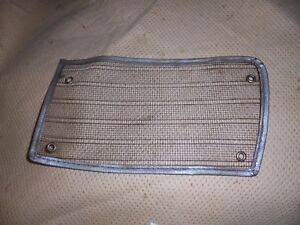 1939 Chevrolet Fender Grill Screen Nos
