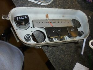 1953 1954 1955 1956 Ford F1 Dash Parts
