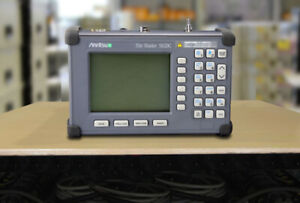 Anritsu S820c Sitemaster 3 3ghz To 20ghz Cable And Antenna Analyzer Site Master