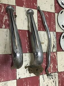 1949 50 51 Ford Accessory Bumper Grille Guard Mercury Shoe Box Flathead Leadsled