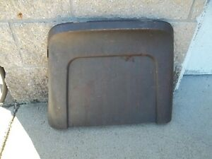 1967 Chevelle Chevy Ii Nova Ss Factory Bucket Seat Back Lh Drivers Side
