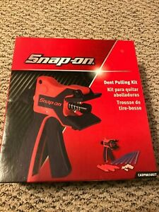 New Snap On Dent Ding Pulling Kit Automotive Motorsports Tool Cadp8850kit