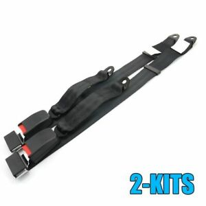 For Ford F 150 Retractor Seat Belt Strap Extension Buckle Clip Safety Safe Car