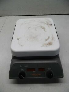 Corning Laboratory Stirrer Hot Plate Pc 620d