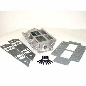 The Blower Shop 2511 Big Block Chevy Intake Manifold 71 Series Blowers Deck Heig