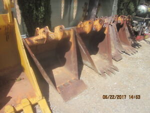 Case V Ditch Bucket Backhoe 480f 580k 580l 580m 580sk 580sl 580sm 590