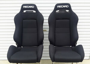 Recaro Sr 3 Seat Fabric Seat Cloth Only Cover New 1 Pc