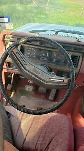 73 86 Ford Truck Steering Wheel F150 Bronco F250 F350 F100 Oem Wood Trim 73 79
