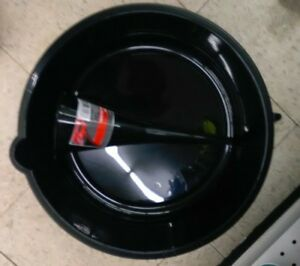 7 Quart Oil Drain Pan With 11 3 Inch Funnel