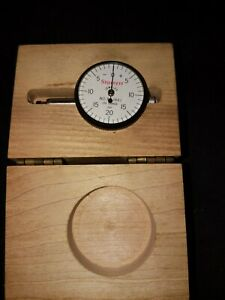 Starret Dial Indicator 80 144j With Box