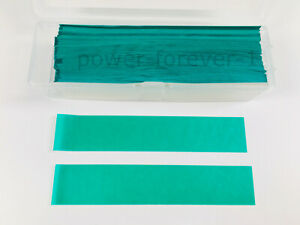 Dental Articulating Paper Green Thick Occlusal Record Hydrophilic Rectangle