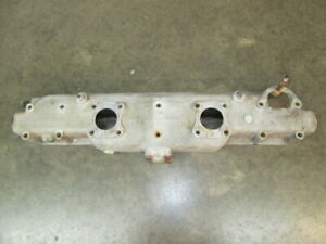 Jaguar Xk120 Inlet Or Intake Manifold For Su Carbs Used C4953 Nice Condition