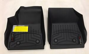 Weathertech Floor Mats Floorliner For Chevy Cruze 2016 2017 1st Row Black