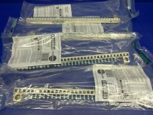 Lot Of 4 Siemens Distribution Ec3gb302 Ground Bar Kit