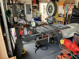 Shopsmith Mark V System bandsaw planar drill press lathe disc sander