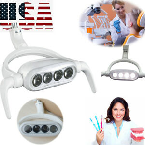 Dental Led Oral Light Lamp For Dental Chair Unit High Brightness Tooth Care us