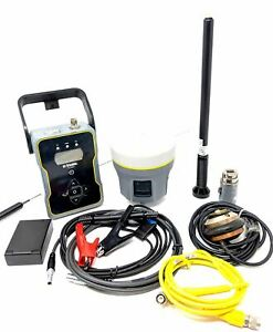 Trimble R10 Gnss Glonass Uhf Base Station With Tdl 450h External Radio Kit