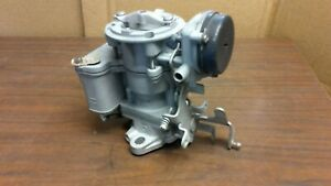 Carter Yf 1bbl Amc Jeep Carburetor