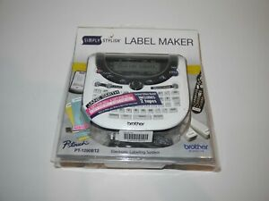 New Brother P touch Simply Stylish Label Maker Pt 1290bt2