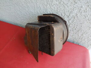 1940s 1930s Ford Chevy Dodge Truck Heater Hot Water 1940 1946 1948