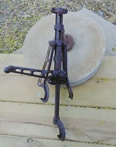 Antique Reliable Rim Tool No 500 Elite Mfg Co Tire Changer Spreader Model T A