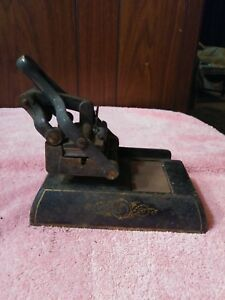 Antique Stamping Machine