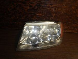 Jeep Grand Cherokee Wj 99 04 Oem Used Driver Side Head Light Free Ship