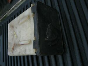 66 67 Mercury Comet Windshield Washer Fluid Canister Tank 1966 1967