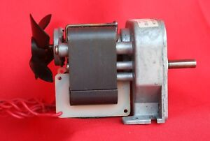 Knight Peristaltic Pump Motor Model 7010220 220 Volt