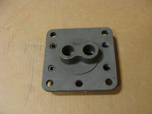 Ford Massey Ferguson Tractor Hydraulic Valve Chamber Bare 8n 9n 2n To30