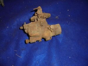 1922 1924 1926 1928 1930 1931 Ford A T Zenith Carburetor