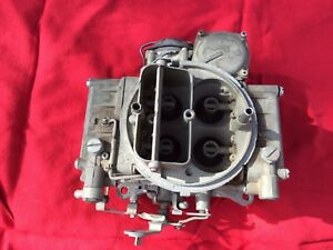 Holley Carburetor List 1850 5752426 1958 61 Ford Lincoln Date 291