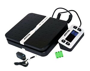 Accuteck Shippro 110lbs X 0 1 Oz Digital Shipping Postal Scale Black w 858