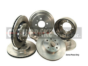8951 Rear Brake Drum Pair Of 2 Fits 76 86 Ford F 150