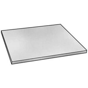 Stainless Steel Plate Stock 6 X 6 X 3 16 Thick Unpolished 304 304l Sheet