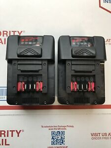 Snap On Lithium Batteries Ctb8187 Please Read Description