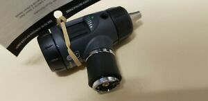 Welch Allyn Macroview Otoscope With Throat Illuminator Head Only 23820 New