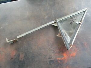 63 64 65 66 Dodge Dart Sedan Right Door Wing Vent Window Oem Complete