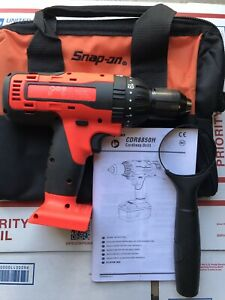 Snap On Cordless Drill Cdr8850ho