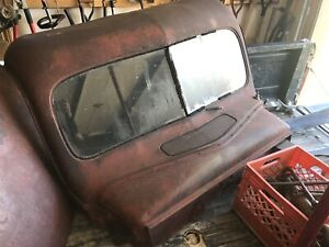 1942 1947 Ford Truck Windshield And Dash Free Shipping