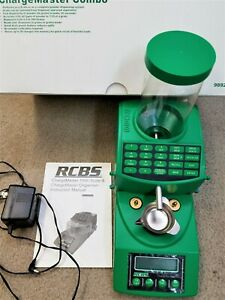 RCBS 98923 ChargeMaster 1500 Powder Scale and Dispenser Combo