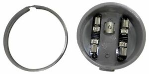 Eaton Msr1004t 100a 4 terminal Single Position Round Meter Socket