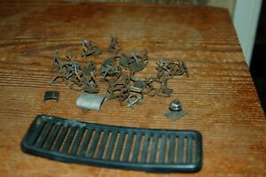 Large Lot Of Volvo 1800e 1800s 1800es P1800 S E Es Exterior Trim Clips And Misc