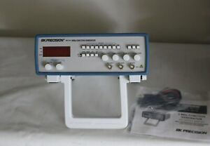 Bk Precision 4011a Function Generator 5mhz Digital Display Manual Leads New